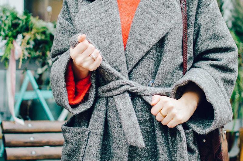 зимнее пальто купить