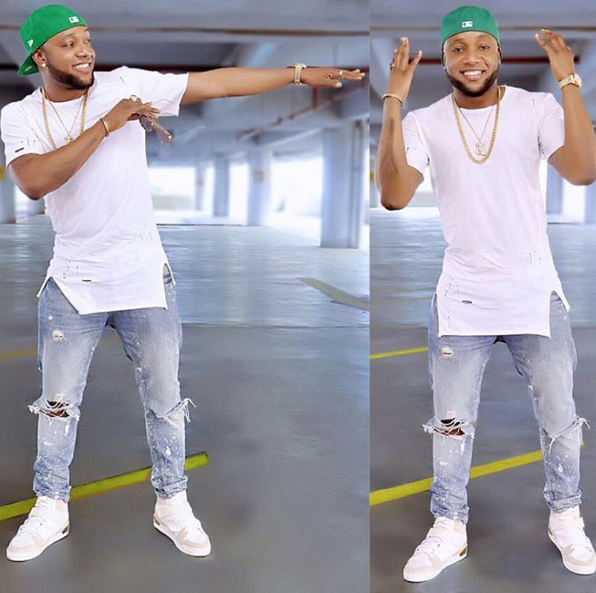 Kcee is looking dapper in these new photos