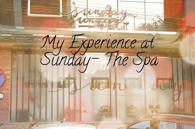 Sunday the spa in Bangalore