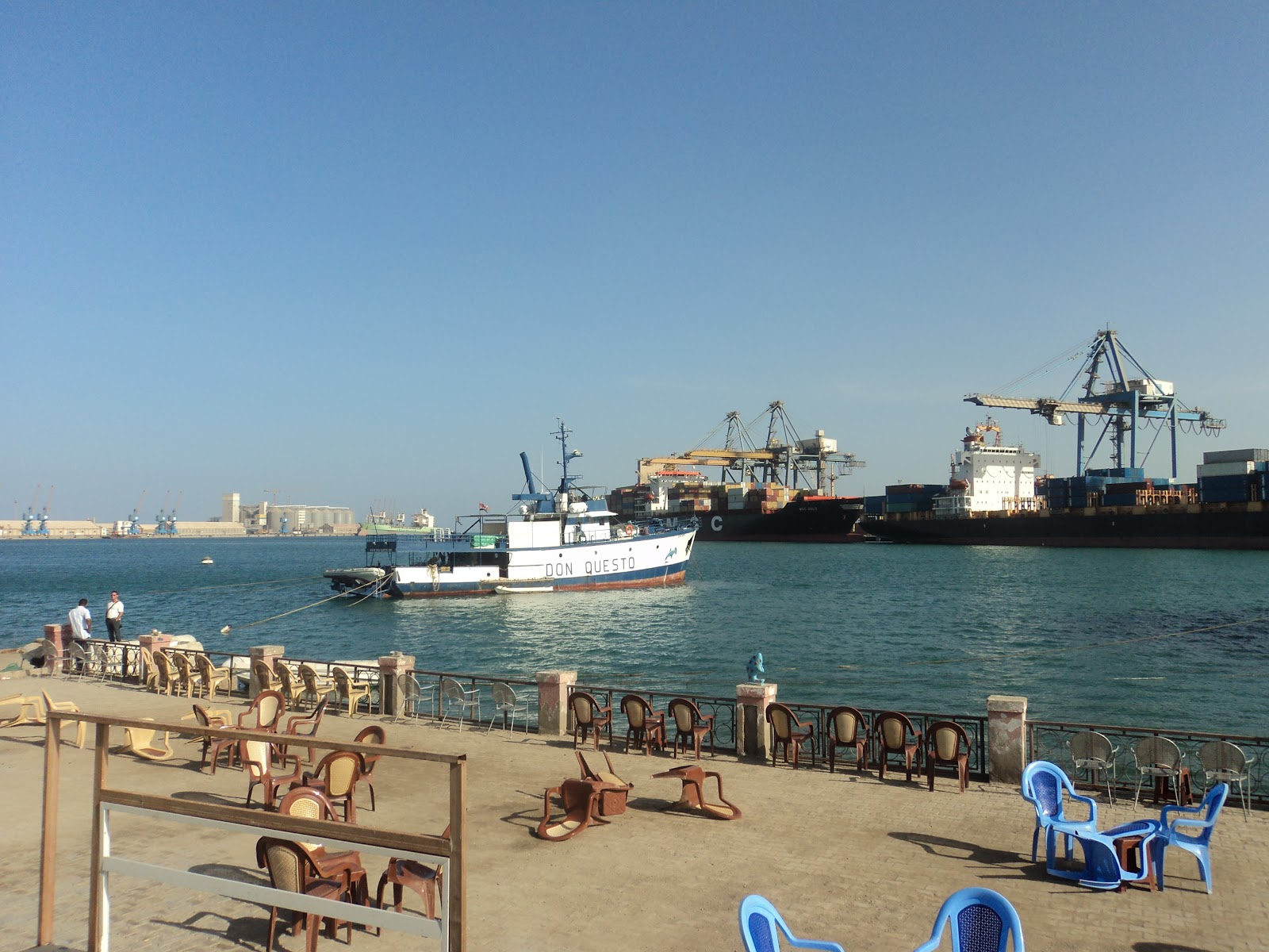 A teachers life in Khartoum: A week in Port Sudan