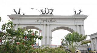 Tempat wisata keluarga di cikupa Tangerang