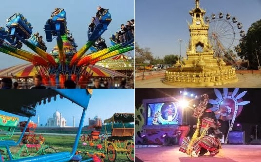 Taj Mahotsav - Fun & Fair