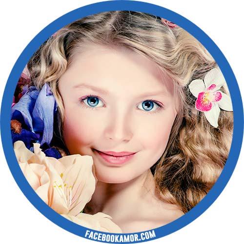 fotos de niñas para perfil de facebook