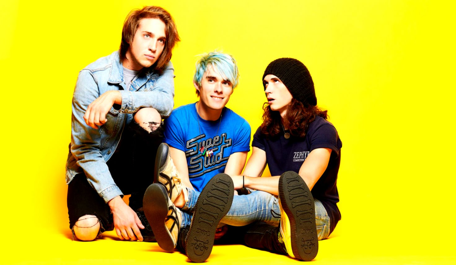 Interview Waterparks The Young Folks
