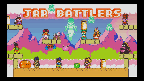 Jar Battlers PC Game