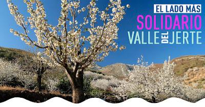 El Valle del Jerte saca tu lado más solidario