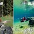 Taman Unik Di Austria. Musim Dingin Jadi Taman Musim Panas Jadi Danau