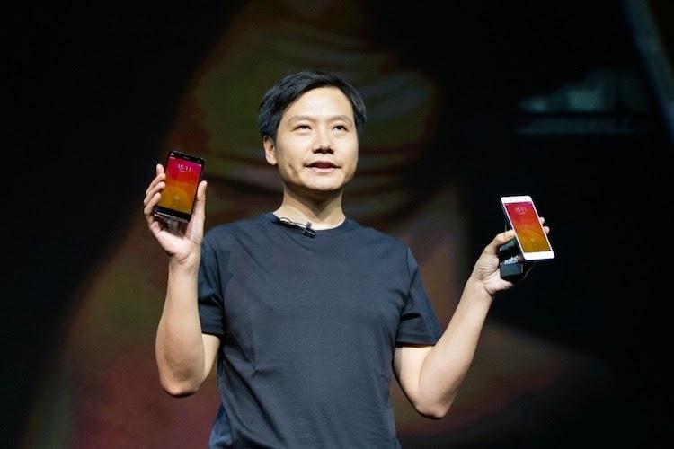 Biografi Lei Jun - Pendiri Xiaomi Tech