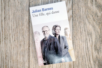 Lundi Librairie : Une fille, qui danse - Julian Barnes