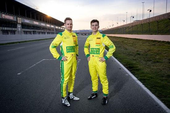 ADAC GT Masters-Pilot Fabian Vettel: Sebastian freut sich für mich