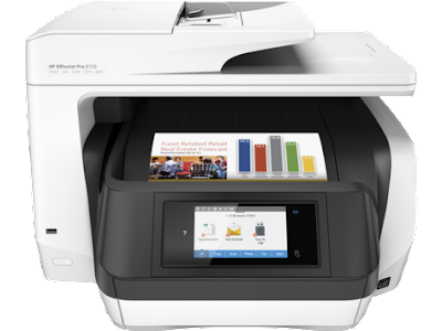 HP Officejet 8720 All-in-One Printer Driver Download