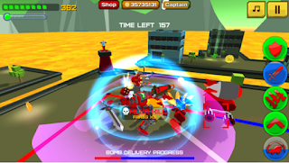 Armored Squad: Mechs vs Robots Mod Apk Money+Free Shopping for android