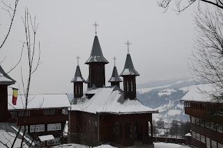 Pomenirea Sfantului Proroc Daniel, Manastirea Ilva Mare