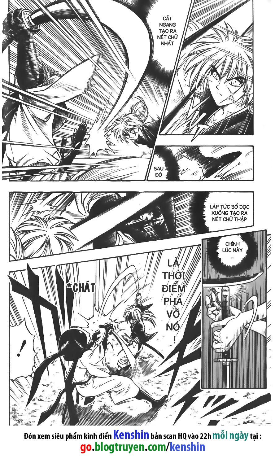 Rurouni Kenshin chap 12 trang 13