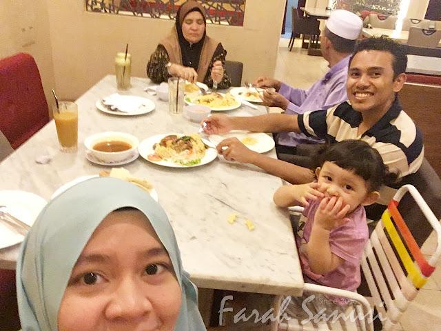 Telaga Arabic & Seafood Restaurant , Cenang Langkawi