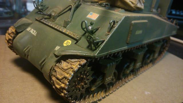 US Marines M4 Sherman (Italieri - 1/35) DSC_0098