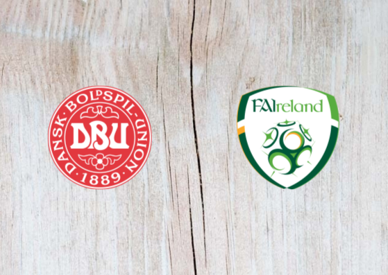 Denmark vs Ireland Full Match & Highlights 19 November 2018