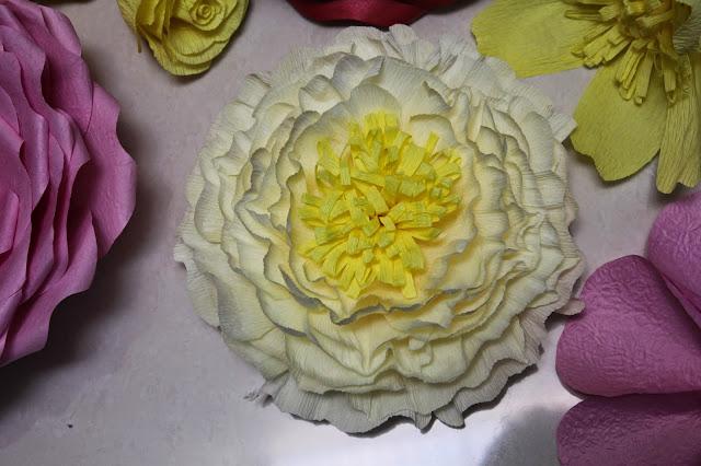 Hoa hong giay