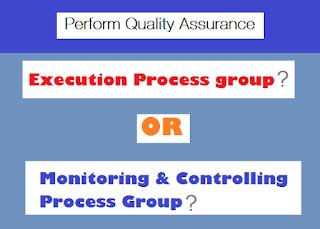 PMP:CAPM - Perform Quality Assurance