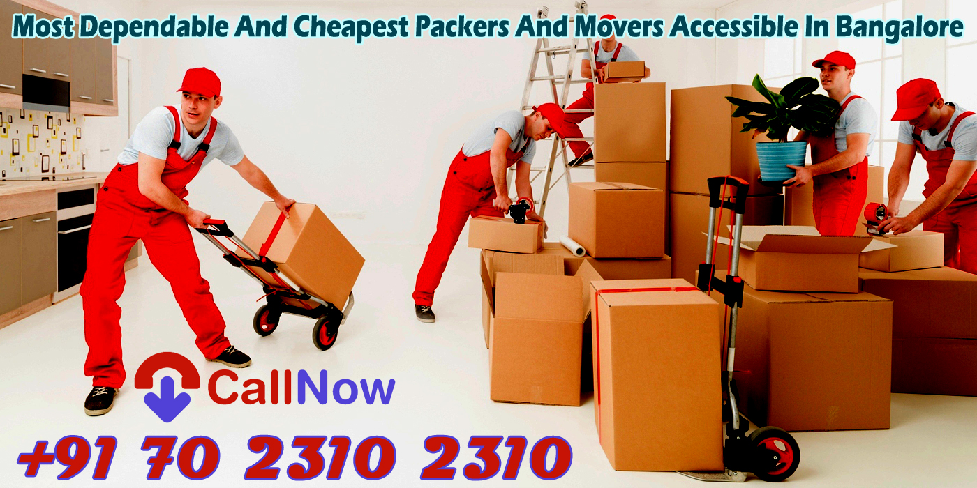 Packers And Movers Bangalore Is The Most Demanding Industry In Today's Time