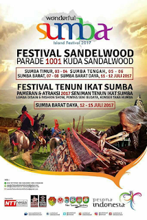 Provinsi Sumba Bakal Gelar Acara Indonesia Adventure Festival