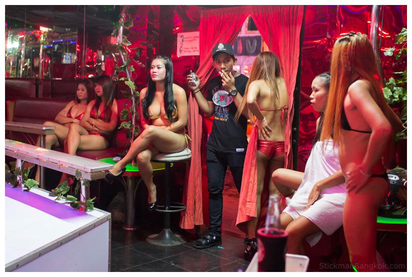 Проституток шоу