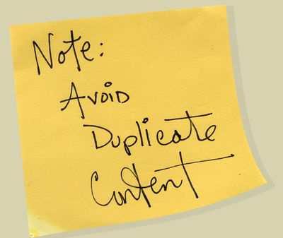 Menghindari duplikat meta description dan konten bisa menjaga kualitas blog