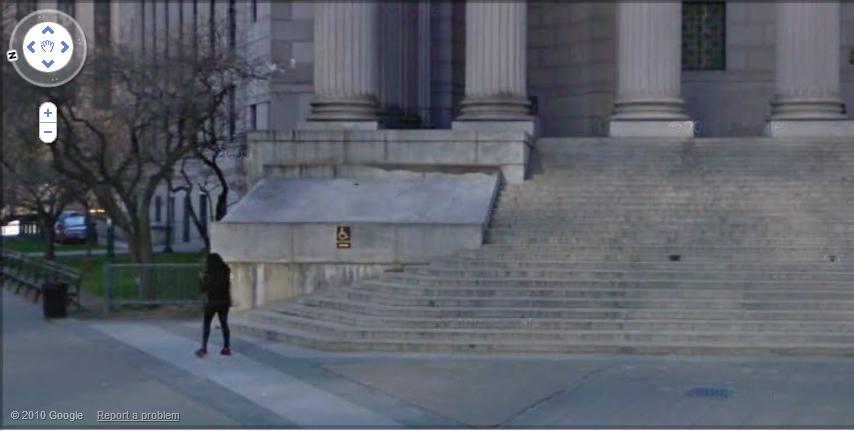 Skate Spots Around The World: New York, NY, USA