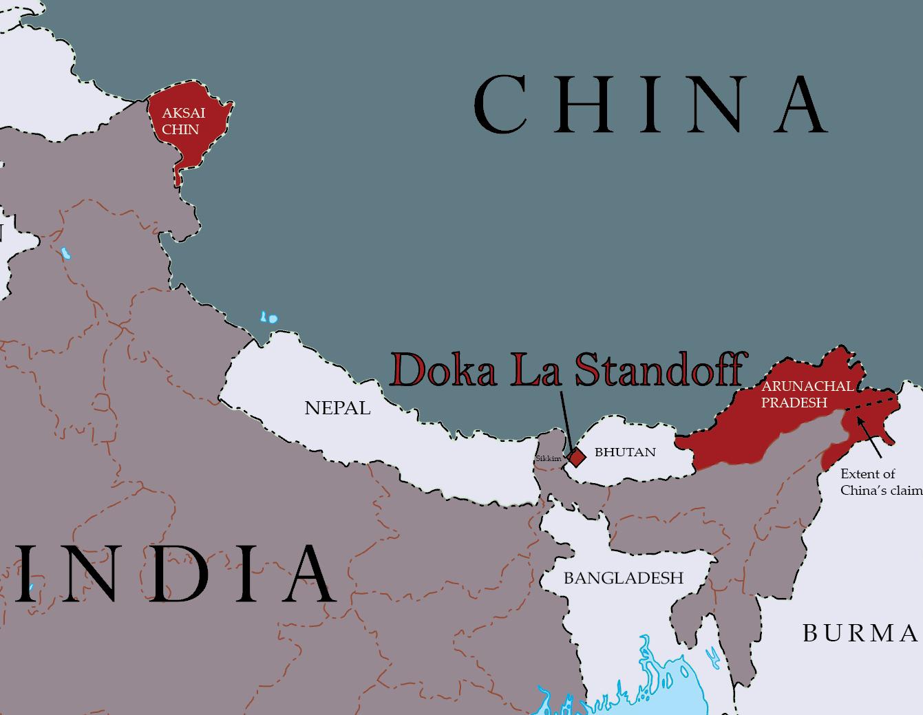 Map Of Us Isreal Nepal - chicagohotdogs.info