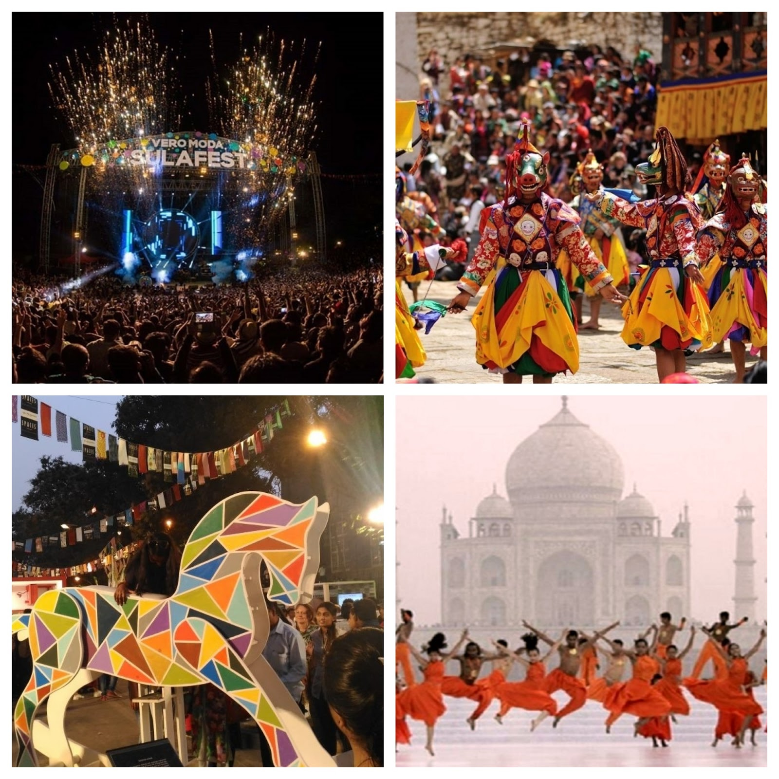 Celebrate 9 Major Indian Festivals and Events in February