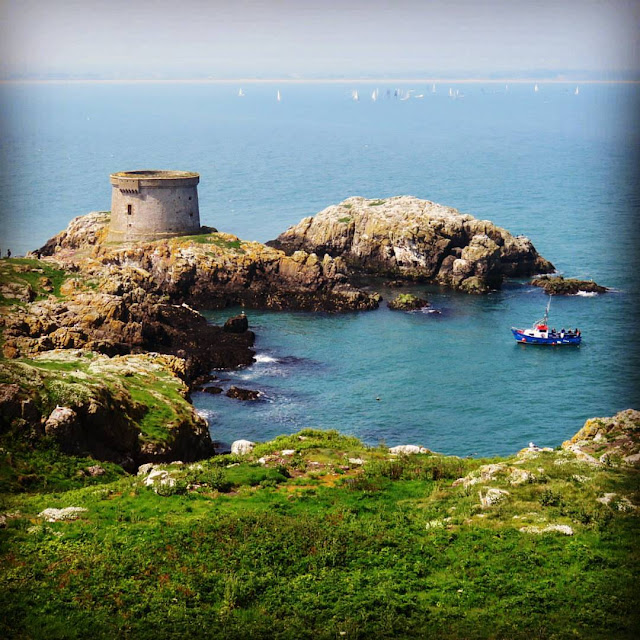 Dublin in a day: Ireland's Eye island near Howth
