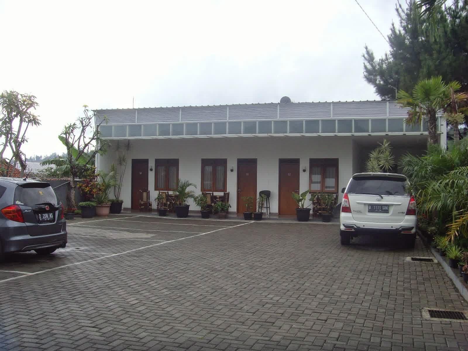 Hotel Murah Di Lembang Bandung Pemandangan Bagus