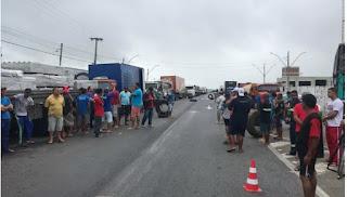 Caminhoneiros da PB chegam ao 5º dia de greve apesar de proposta do governo