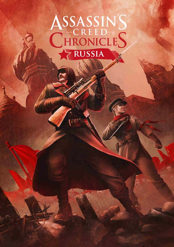 Assassin's Creed Chronicles Russia Download Cover Free Game