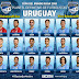 Daftar Pemain Timnas Uruguay di Piala Dunia 2018