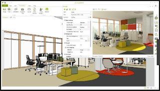 برنامج, إحترافى, لتصميم, وتخطيط, الغرف, والأثاث, بطريقة, ثلاثية, الابعاد, pCon.planner