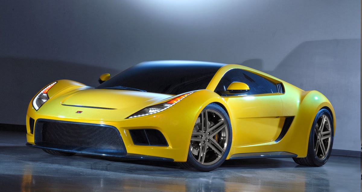Saleen Adds Ac Propulsion To Design Team For New Electric Sports Car Electric Vehicle News