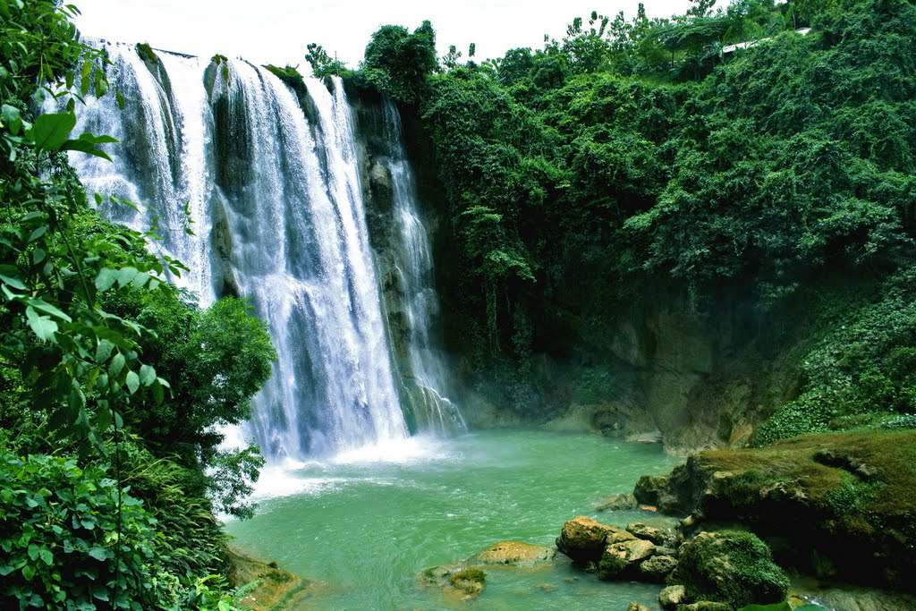 Air Terjun Tuban  Nglirip dan Lembah Bongok  Vivarich