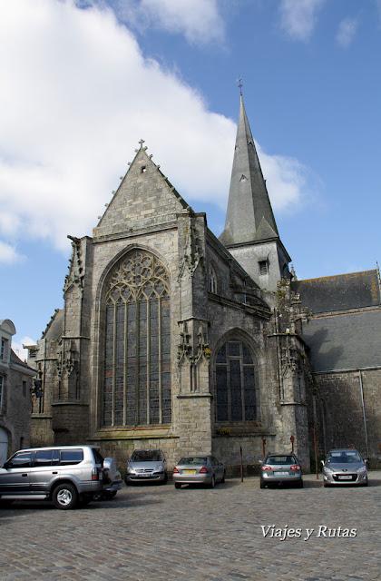 Colegiata de Saint Aubin, Guérande