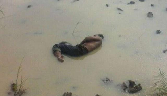 Geger Dikira Mayat, Rupanya Orang Tidur di Tengah Sawah