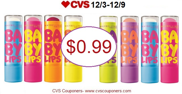 http://www.cvscouponers.com/2017/12/hot-maybelline-baby-lips-only-099-at.html