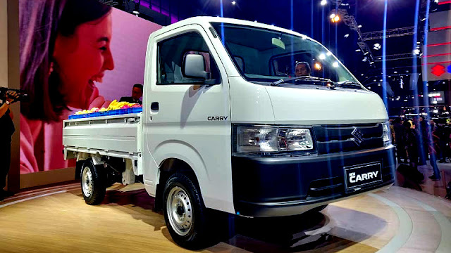 Sejarah Perjalanan Suzuki Carry terbaru di Indonesia