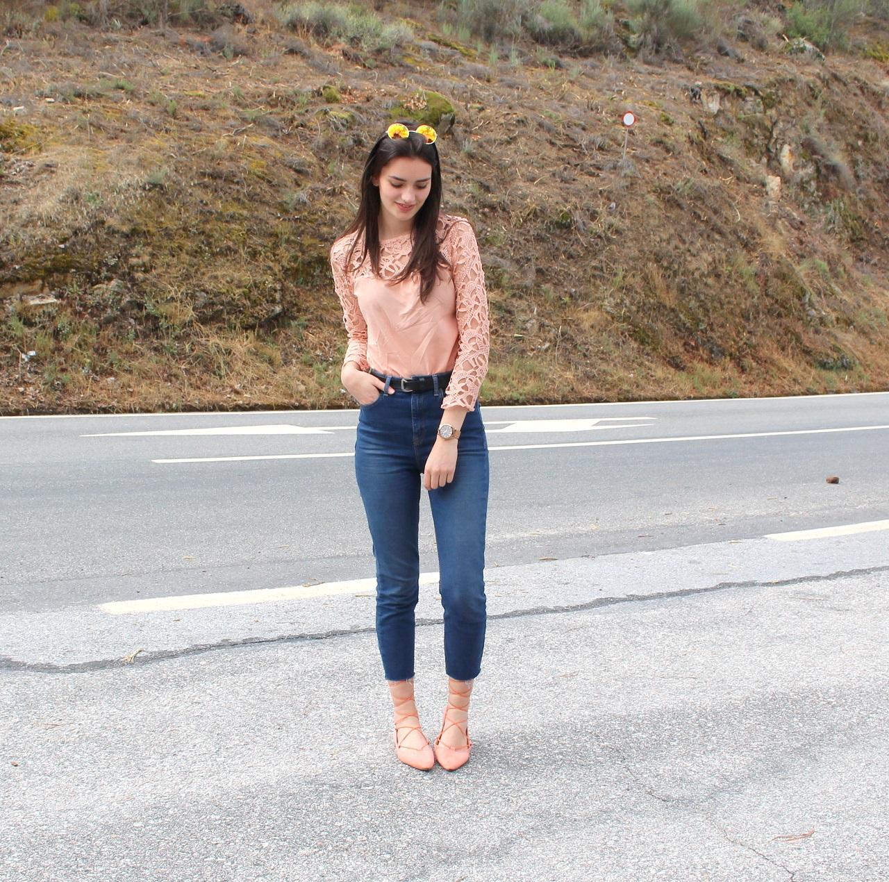 Topshop Binx Jeans
