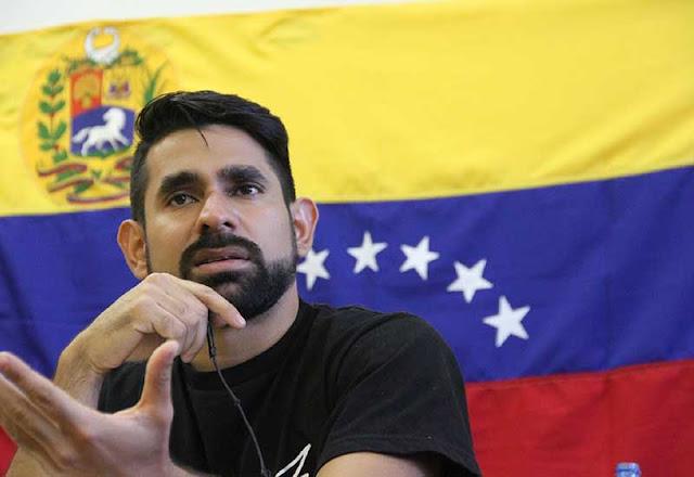 """RODERICK NAVARRO: """"EL CHAVISMO PENSÓ QUE SE IBA A SALIR CON LA SUYA"""""""
