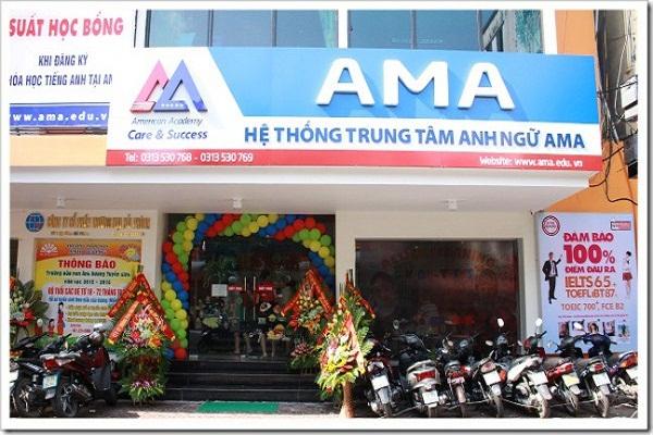 Các trung tâm luyện thi toeic ở Hà Nội 4