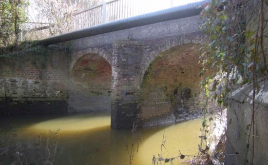 Photograph: Teakettle Bridge North-East Elevation 2019  Image by Peter Miller