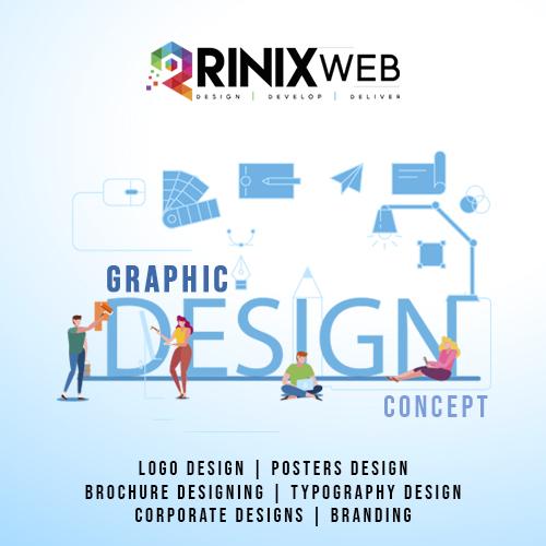 Rinixweb is the excellent professional Logo design company
