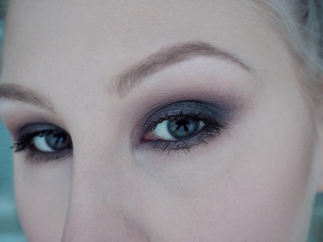 Smokey Eye Meikki