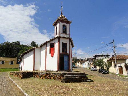 Igreja de Nossa Senhora do Ó - Sabará.
