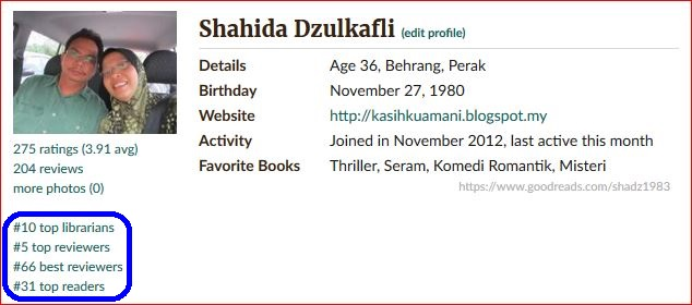 https://www.goodreads.com/user/show/14980454-shahida-dzulkafli
